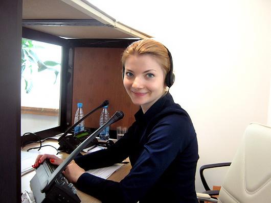 Синхронный перевод в Назарбаев Университете
